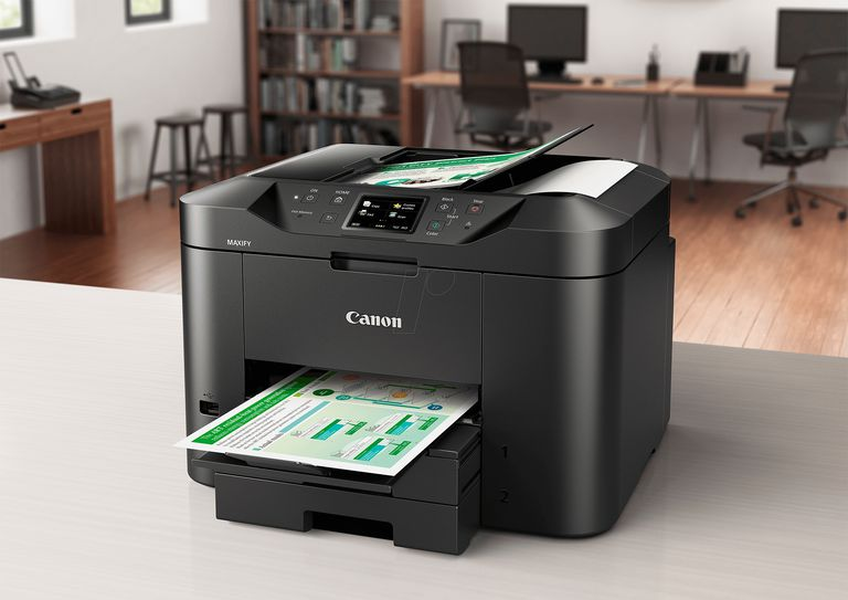 Best canon printer support