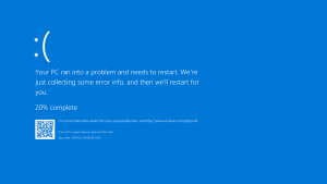 Dell Support Blue Screen | Western Techies