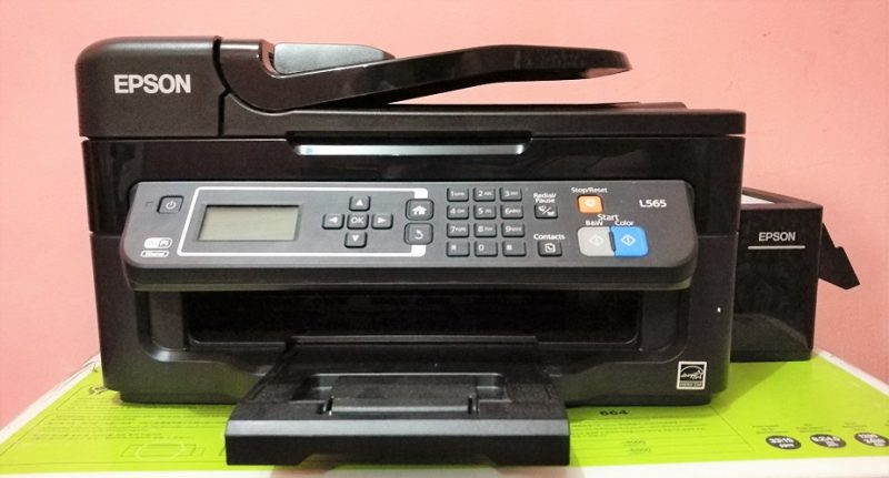Epson L565 Driver | Western Techies