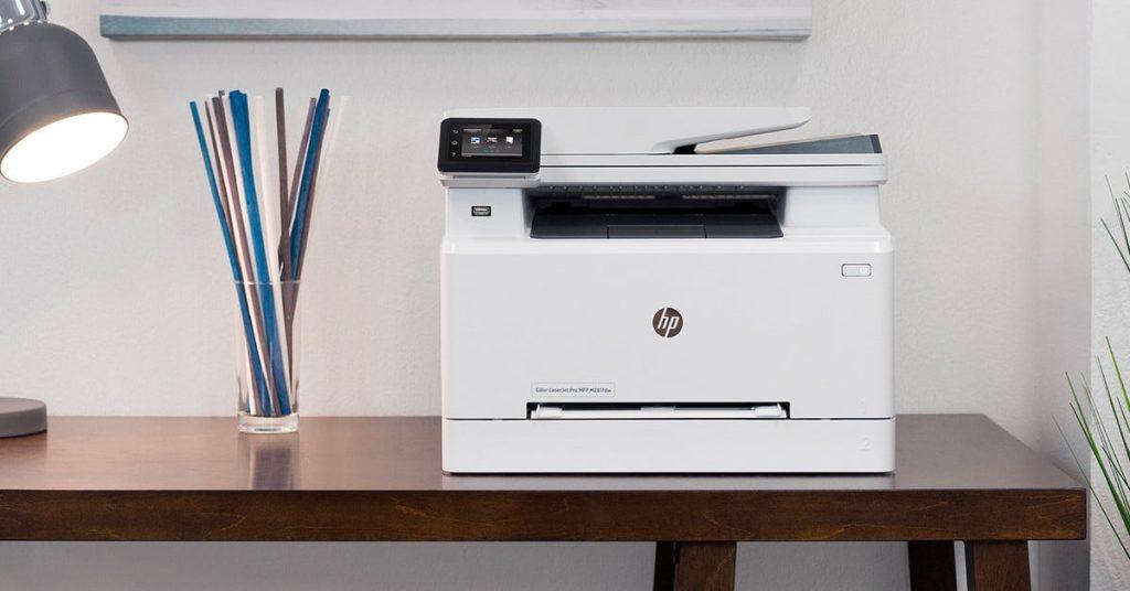 HP Laserjet Pro M281fdw All in One Wireless Laser Printer
