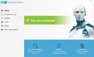 Eset Antivirus Activation Key