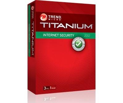 Trend Micro Titanium Internet Security