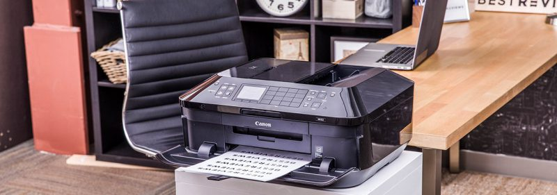 Canon printer installation