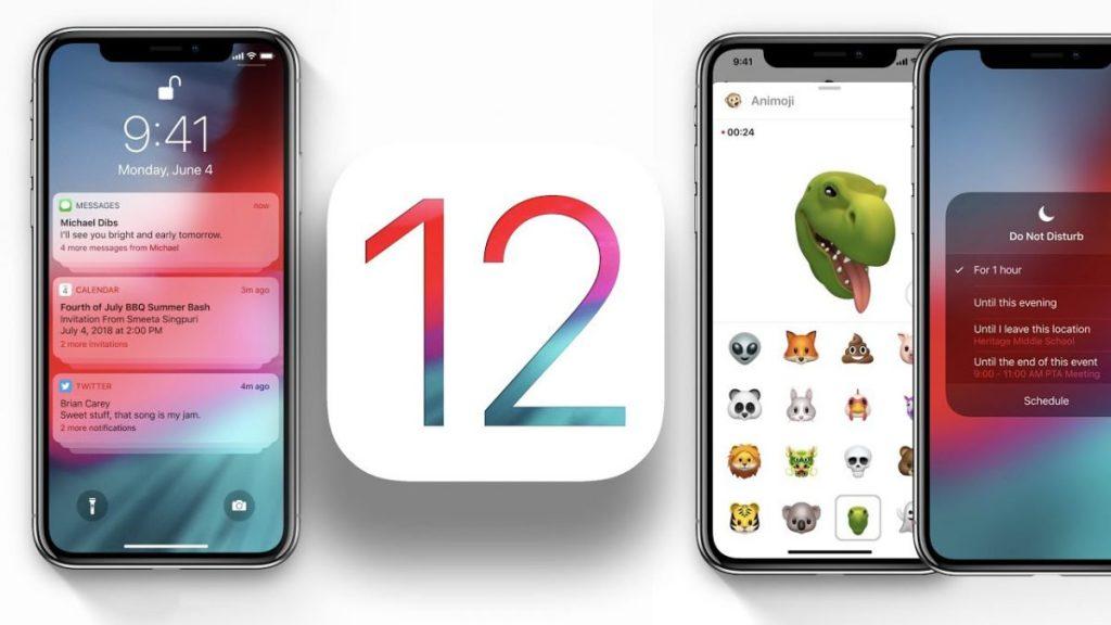 iphone error installing ios 12