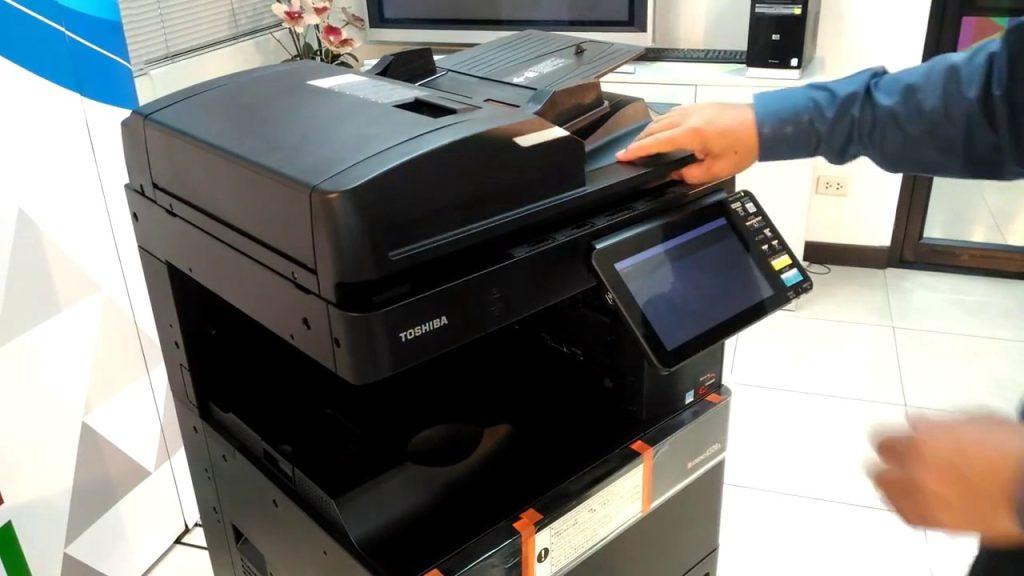 Toshiba Printer Error 4011