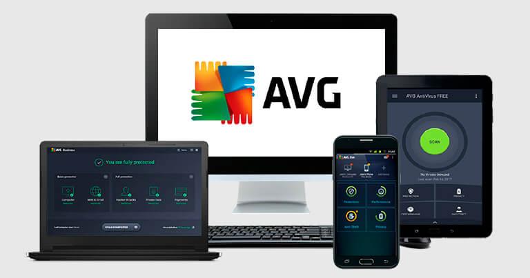 AVG Antivirus error 70643