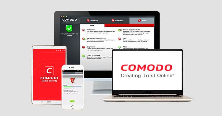 Comodo Antivirus Removal Tool