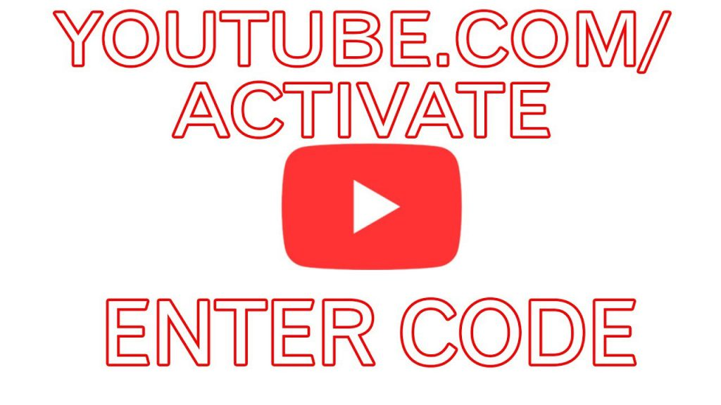 youtube.com/activate code