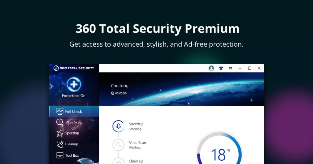 360 AntivirusLicense Key