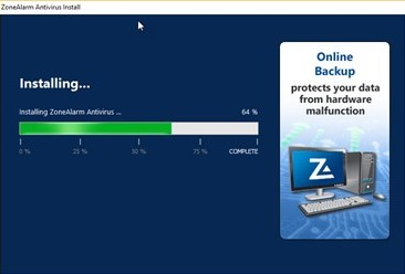 ZoneAlarm Antivirus Firewall
