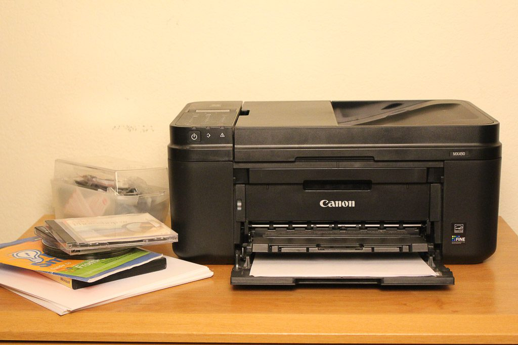 canon printer drivers mx490