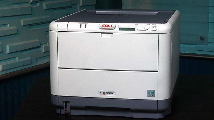 OKI Printer Error Code 990