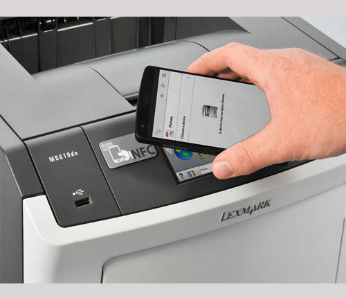 Lexmark Printer Airprint