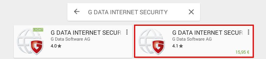 G Data Mobile Antivirus | Western Techies