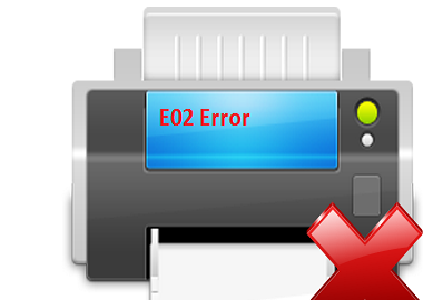 Canon Printer Error Code E02