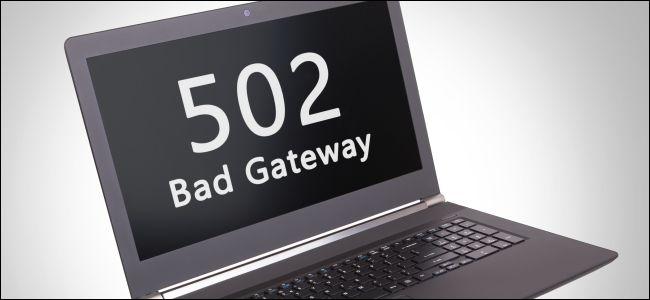 Quickbooks Error 502 Bad Gateway