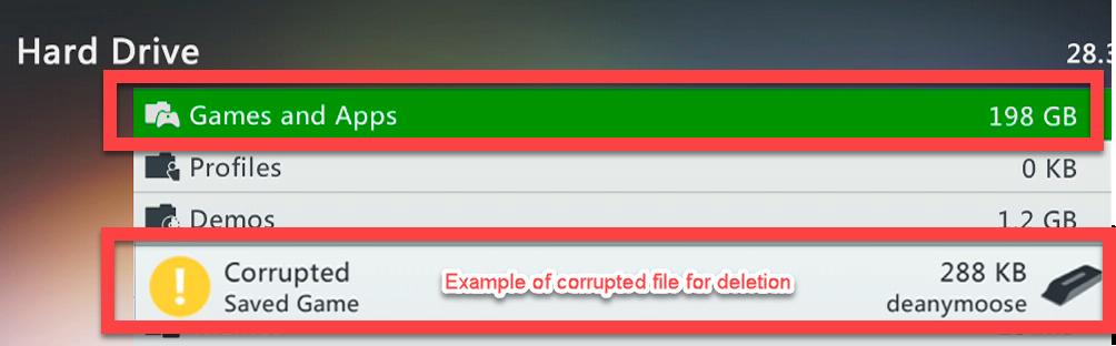Xbox Error Code 0x90072ee7