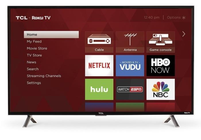 TCL smart TV Best Buy