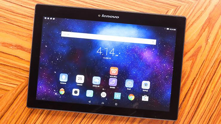 Lenovo tablet error 2301